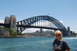 Dayle at Sydney Harbor